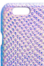 iPhone-case - Paars/metallic - DAMES | H&M BE 2